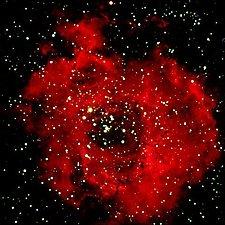 Rosette nevel NGC2237