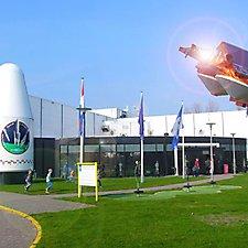 Space Expo Estec Noordwijk